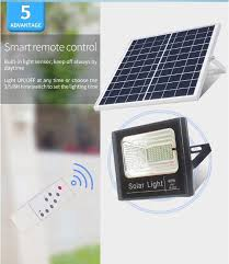 10w 60w 100w 120w solar flood light