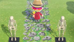 Perfect Paving Codes For Halloween In Animal Crossing New Horizons Mypotatogames