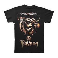 Trivium Trivium Men S Manufactured Death Tour T Shirt Black Walmart Com Walmart Com