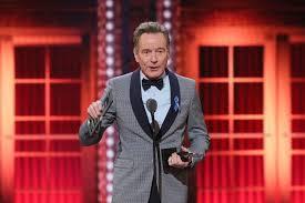 Bryan Cranston Praises Journalists in Tony Awards Speech - The New ...