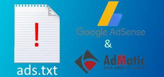 ads txt admatic adsense Çelişkisi 100