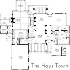 hays town house plans in 2020 town
