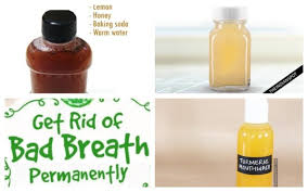 effective homemade mouthwash recipes