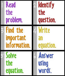 using equations to solve word problems