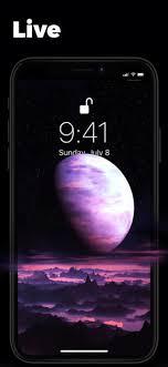 fond d écran vivants pour iphone