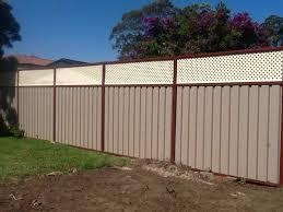 Colorbond Fence Lattice Height Extension 600mm H Building Materials Gumtree Australia Blacktown Area Blacktown 1103304110
