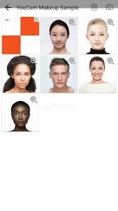 youcam makeup magic selfie makeovers