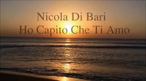 Nicola Di Bari - Ho Capito Che Ti Amo ( 1970 )