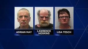 3 arrested in Charlestown drug bust