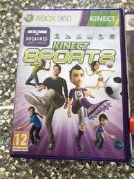 3 Xbox games kinect in London Borough ...
