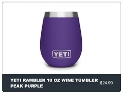 Introducing Peak Purple Yeti Ramblers Backcountry And Beyond Top Quality Products For Your Outdoor Lifestyle