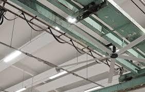 large industrial hvls ceiling fans