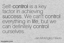nadia amira hapsari✿ mengendalikan diri