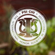 Psi Chi Store Round Decal