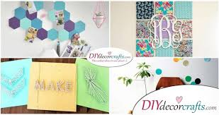 10 wall decor ideas simple diy wall