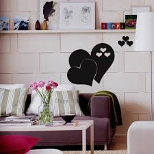 Dropshipping For Heart Wall Decal Sticker Lovely Diy Home Art Mirror Sticker To Sell Online At Wholesale Price Dropship Website Chinabrands Com