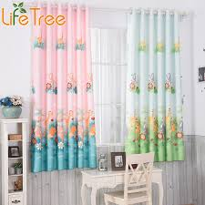 Kids Curtains In Girls Bedroom Children Room Window Short Drapes Custom Made Kids Curtain Short Drapescurtains Curtain Aliexpress