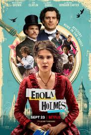 Enola Holmes (film) - Wikipedia