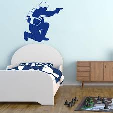 Ik708 Wall Decal Sticker Soldiers Us Army Military Police Stickersforlife