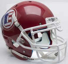 Utah Utes Authentic College Xp Football Helmet Schutt Flag Decal Gameday Connexion Sports Memorabilia Collectibles