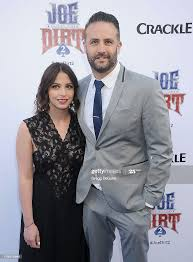 """Actor Adam Eget and guest arrive at the """"Joe Dirt 2: Beautiful Loser""""...  News Photo - Getty Images"""