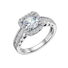 cher halo ring j lewis jewelry
