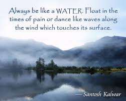 interesting and purely mystical quotes about water and life