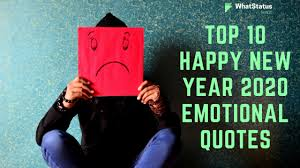 top happy new year emotional quotes for friends