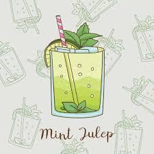 Hand Drawn Mint Julep - Download Free Vectors, Clipart Graphics ...