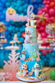 party ideas baby shark birthday party