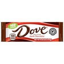 dark chocolate candy bar 0 65 ounce bar