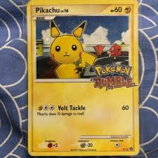 List pokemonrumble Photos and Videos