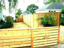 Modern Wood Fence Designs Ideas Design Wooden Panels Garden Uk Stevenmcohen Info