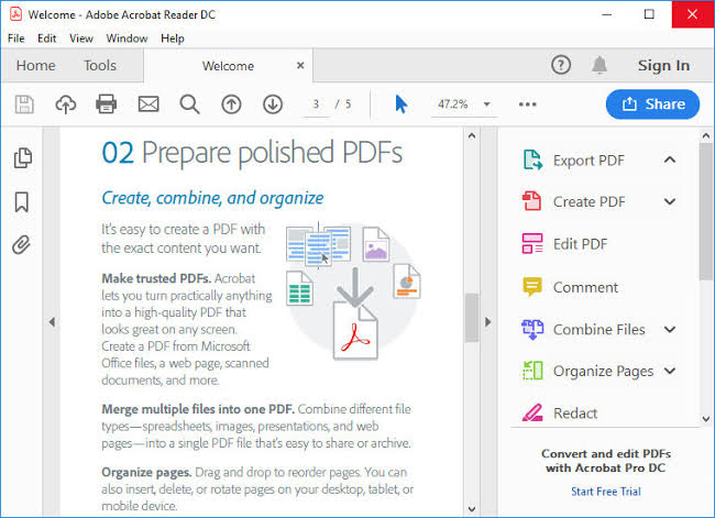 Image result for Adobe Acrobat DC Pro 2020 Crack""