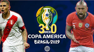 Peru vs Chile – Cupa America Highlights ...