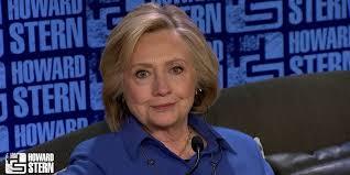 Hillary Clinton told Howard Stern that she's not a lesbian - Insider