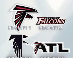 Atlanta Falcons Tags Etsy