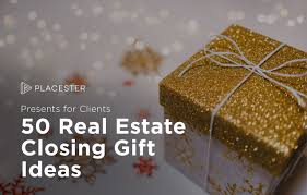 best real estate agent closing gifts
