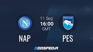 Napoli - Pescara » Latest Odds & Stats + Fast Livescore