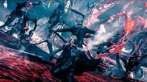 devil may cry 5 hd wallpapers