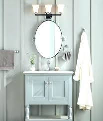 pivot bathroom mirror tilt wall