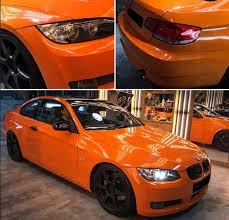 2020 Super Gloss Orange Vinyl Film Glossy Car Wrap Foil With Air Release Gloss Car Sticker Wrapping Decal Size 1 52x20 Meters Roll From Orinotech 120 35 Dhgate Com