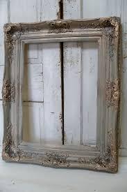 large frame french farmhouse ornate