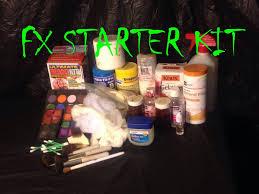 fx makeup starter kit sfx makeup kit