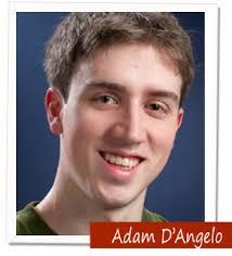 Adam D'Angelo y Charlie Cheever fundadores de Quora
