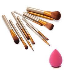 skinplus natural makeup brush with