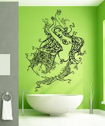 Vinyl Wall Decal Sticker Mermaid Design Os Aa1690 Stickerbrand