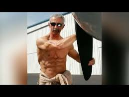 How Aaron Tippin stays fit after 25 years - YouTube