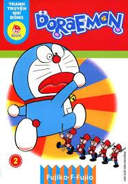Truyện Tranh Nhi Đồng - Doraemon (Tập 2)