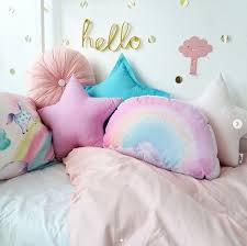To Buy On Site Pillows For Kids Girls Room Kids Cushion Girls Kids Pillows Rainbow Pillows Pillows Toddler Room Decor Toddler Room Kid Room Decor
